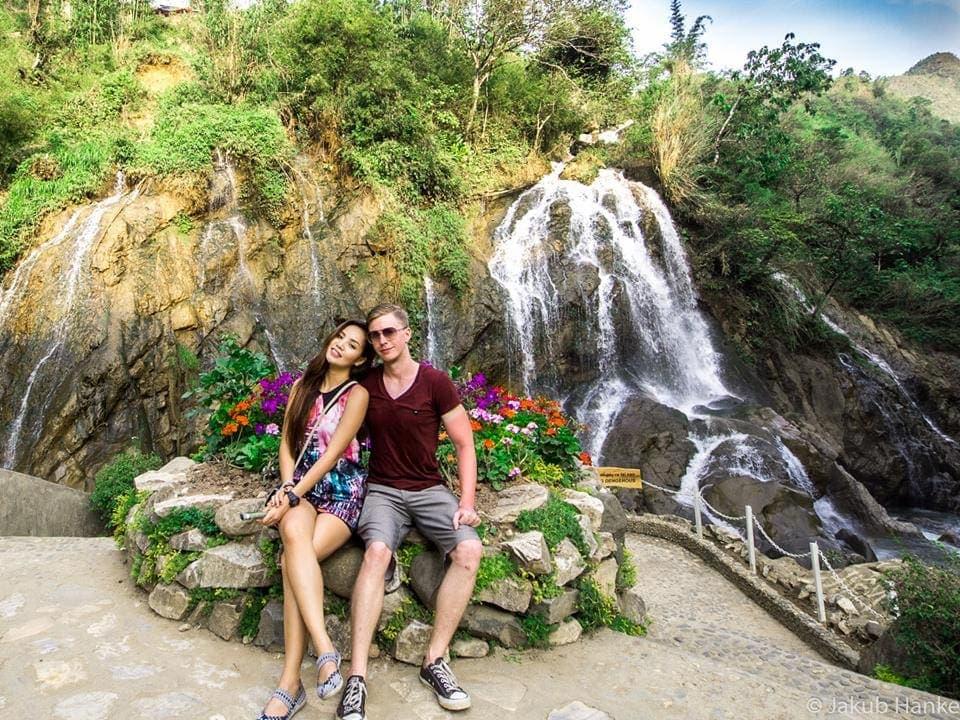 Tien Sa Waterfall