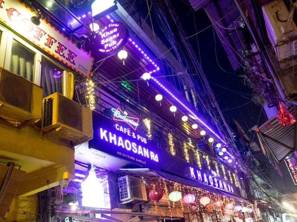 walking street, Hanoi