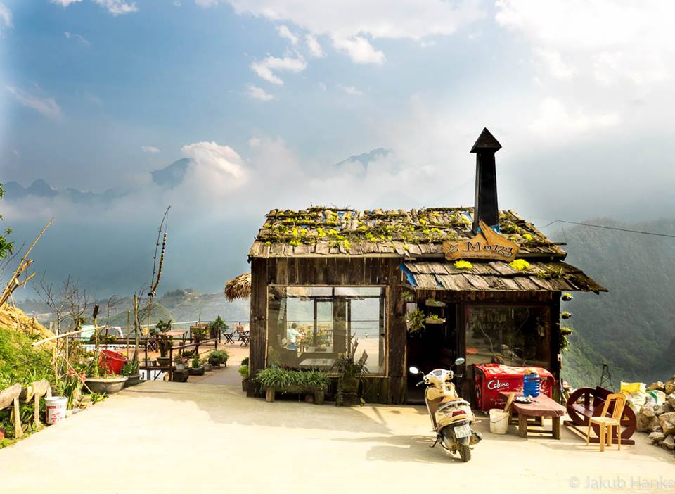 Cafe in Sapa