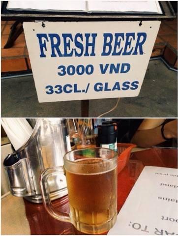 Beer ,Hoi An