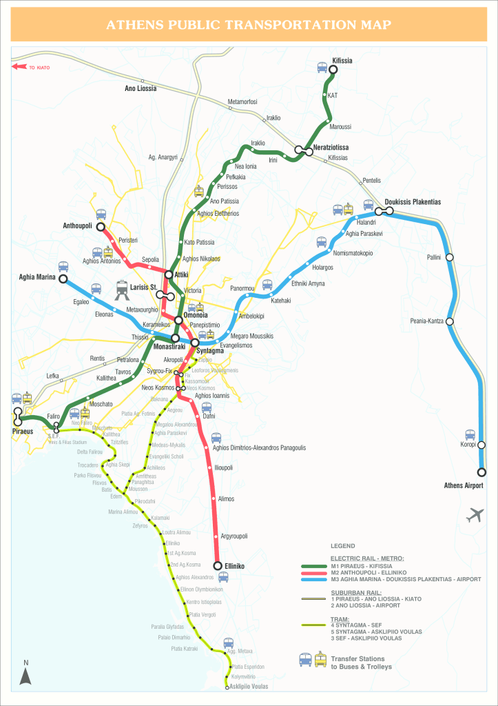 Athens Rail Transport Map from www.athenstransport.com