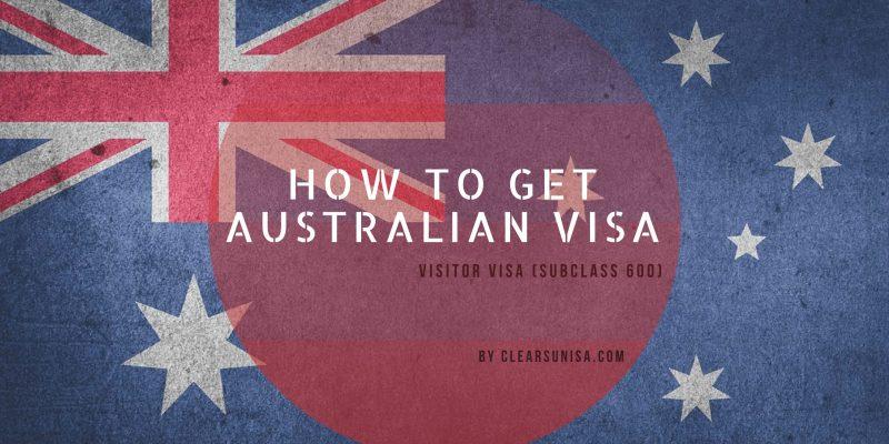 How To ขอวีซ่าท่องเที่ยวออสเตรเลีย (ออนไลน์) ทำเองได้ ง่าย สะดวก รวดเร็ว!